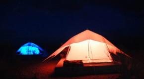 گشت رصدی کمپ کویری متین آباد ( عکاسی در زیر نور ماه )