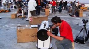 گشت رصدی کویر سه قلعه – حرکت از مشهد