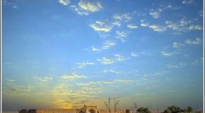 گشت رصدی کاروانسرای مرنجاب – ۵ و ۶ دی ۱۳۹۲