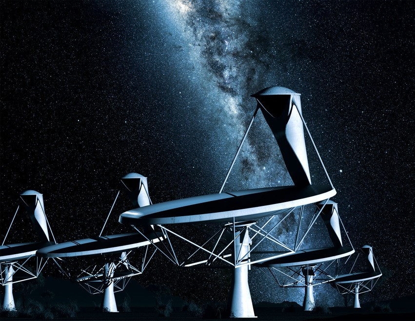 SKA Telescope : Square Kilometer Array